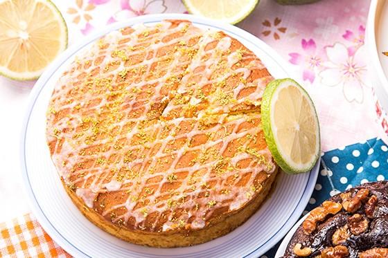 【蘿蒂烘焙坊】養生低糖經典檸檬蛋糕(預購)