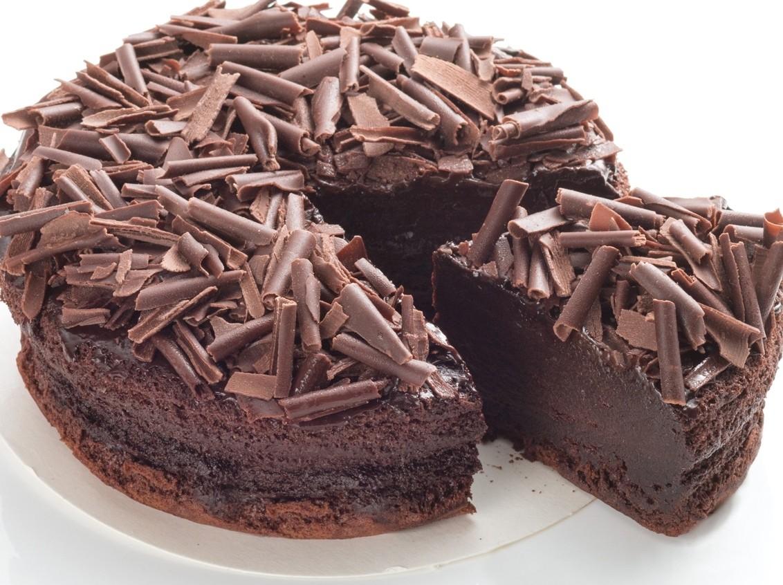 【蘿蒂烘焙坊】濃情純巧克力蛋糕