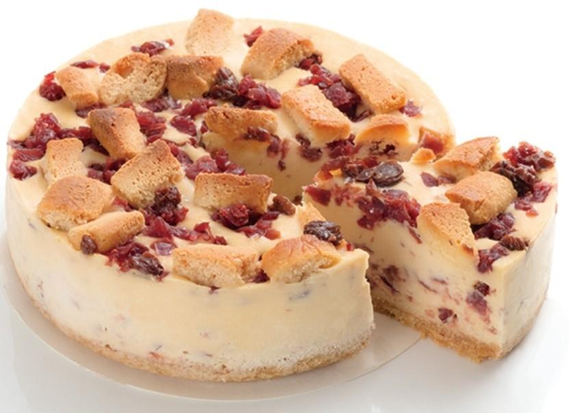 【蘿蒂烘焙坊】酒釀蔓越莓乳酪蛋糕