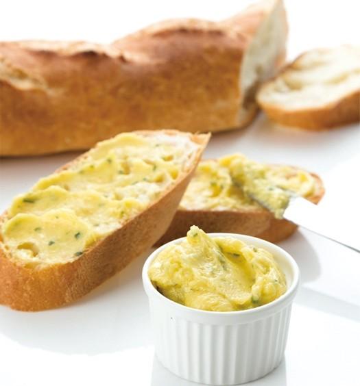 【蘿蒂烘焙坊】純手工特製黃金香蒜抹醬