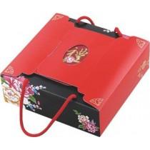 牛軋雪花酥禮盒18入/盒(驚爆價~滿16盒一盒只要229元)~超水禮盒(可與堅果塔混搭.乳酪酥禮盒)(常溫滿3000免運)