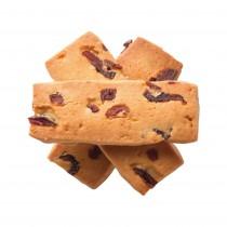 【蘿蒂烘焙坊】純手工製作牛奶蔓越莓手工餅乾(預購)